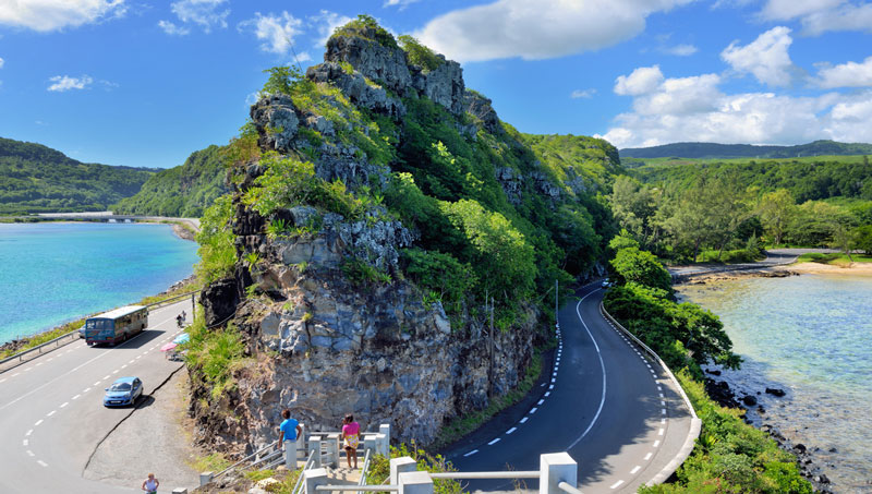 Spectacular Mauritius with Tamarin
