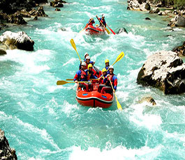 Rishikesh Camping With Rafting