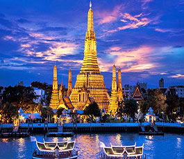 Bangkok with Pattaya