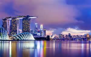 City and Sentosa Singapore