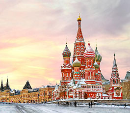 Russia Holiday Package