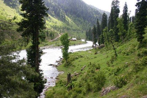 Mesmeric Kashmir