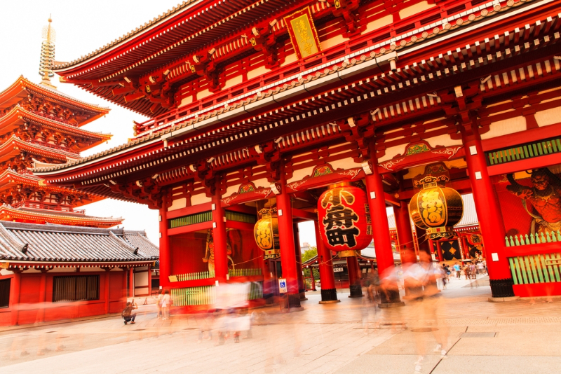 GOLDEN ROUTE JAPAN PACKAGE