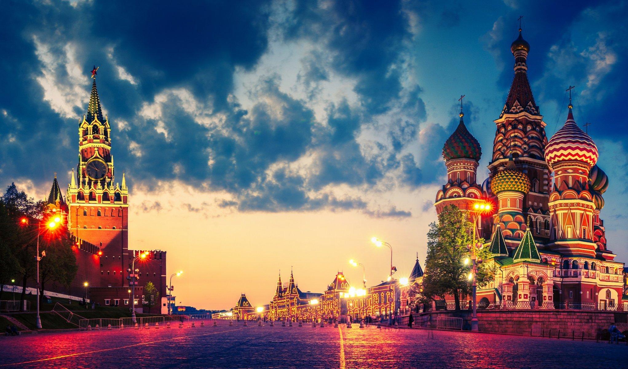 Splendid Moscow