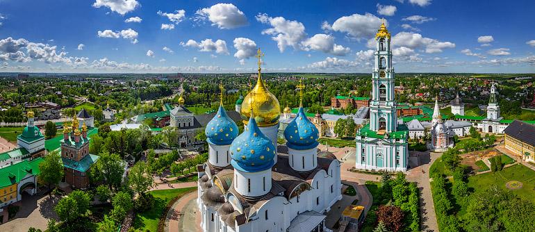 Adventurous Russia