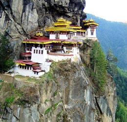 ENTICING BHUTAN