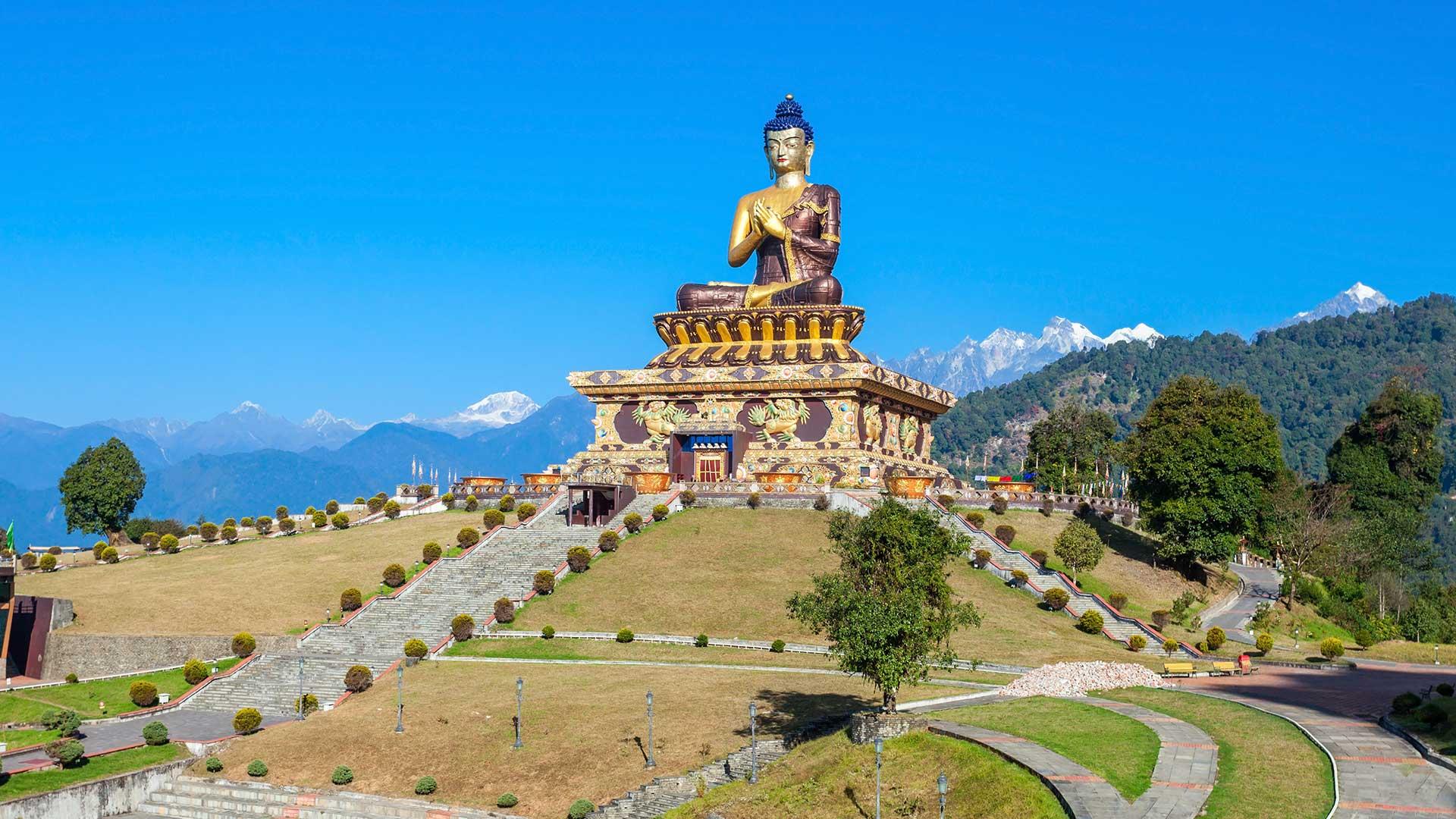 Sikkim- The Lush Valleys