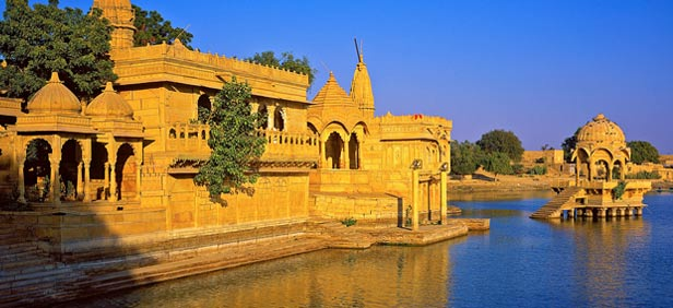 Jaisalmer and Barmer