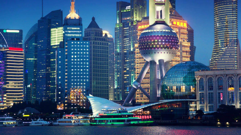 CHINA- SHANGHAI CLASSIC