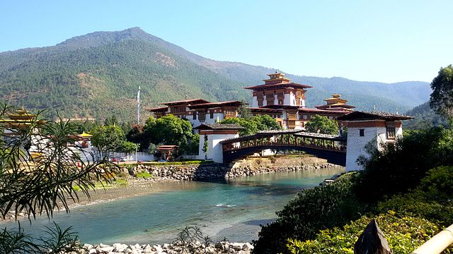 The last Shangrila Bhutan from Kolkata