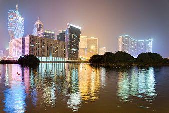HONG KONG MACAU SHENZHEN
