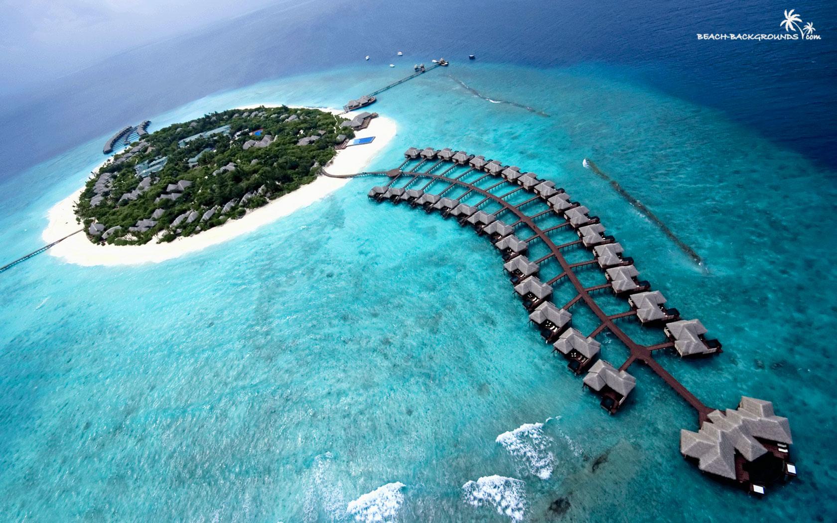 Fun Loving in Maldives
