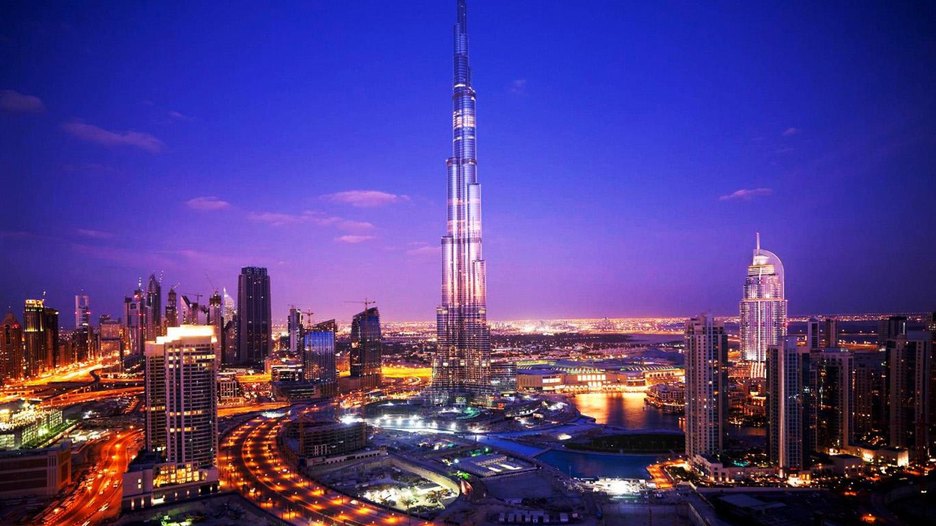 Joyful Dubai