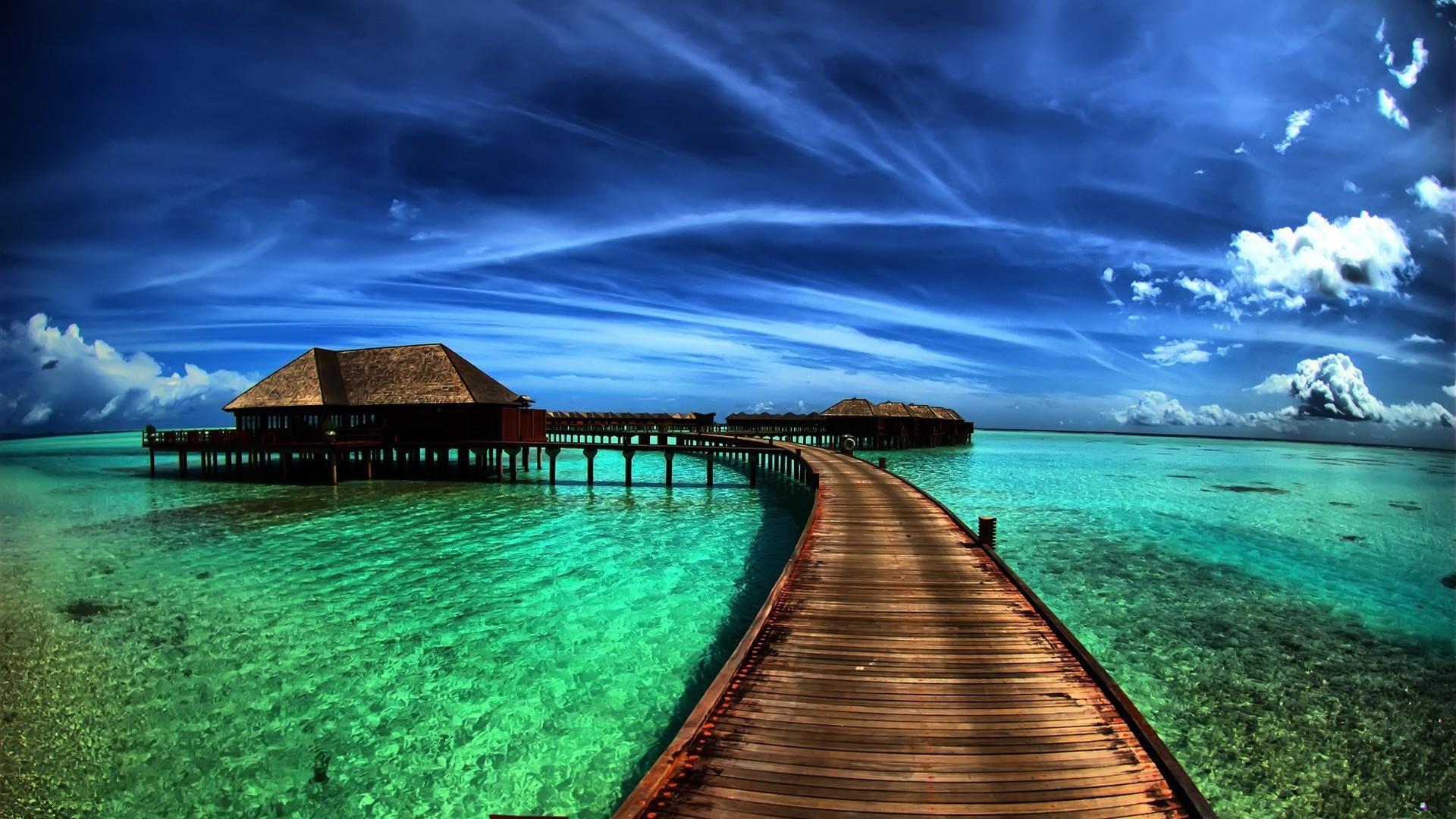 Romantic Maldives