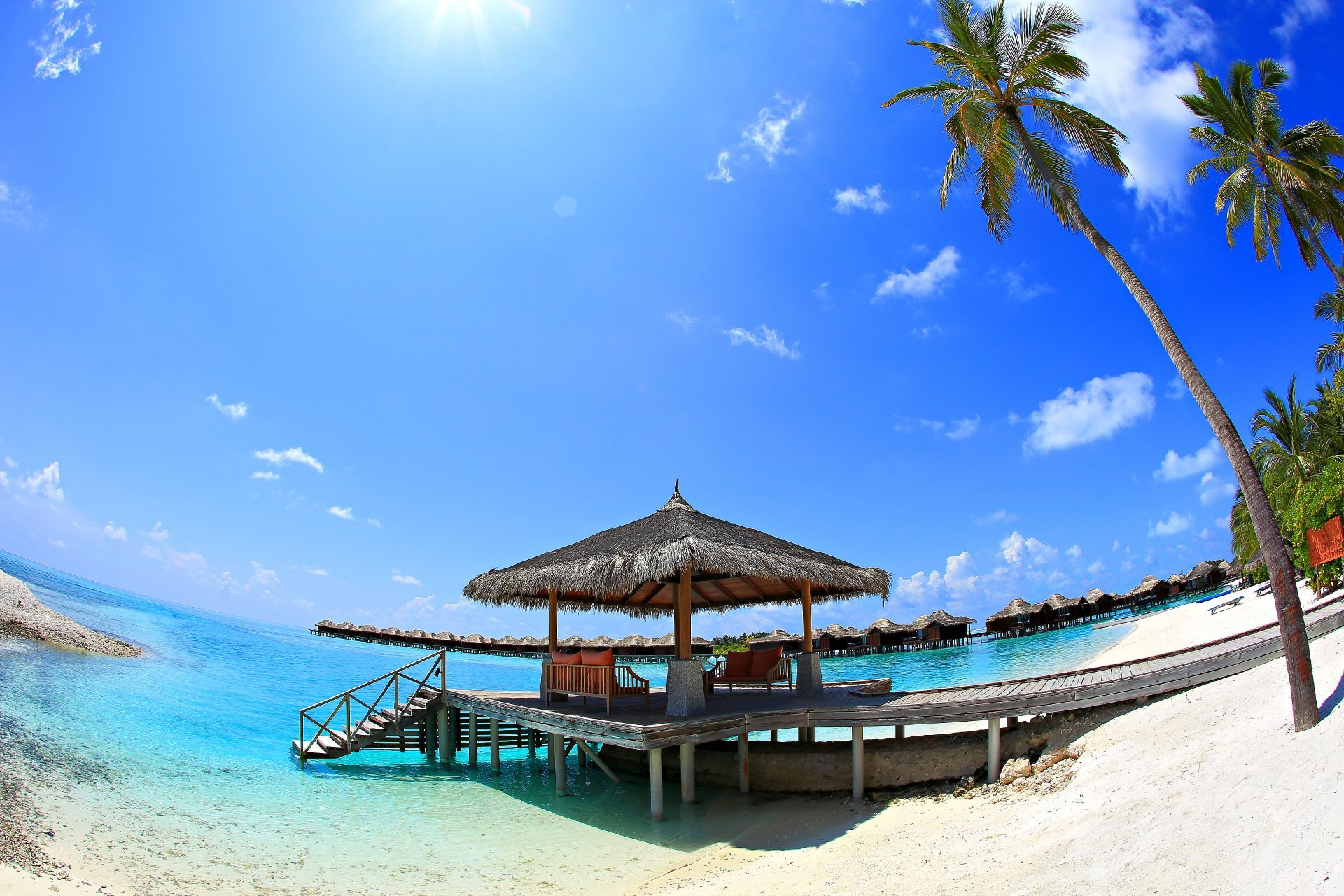 Exclusive Maldives Honeymoon Packages