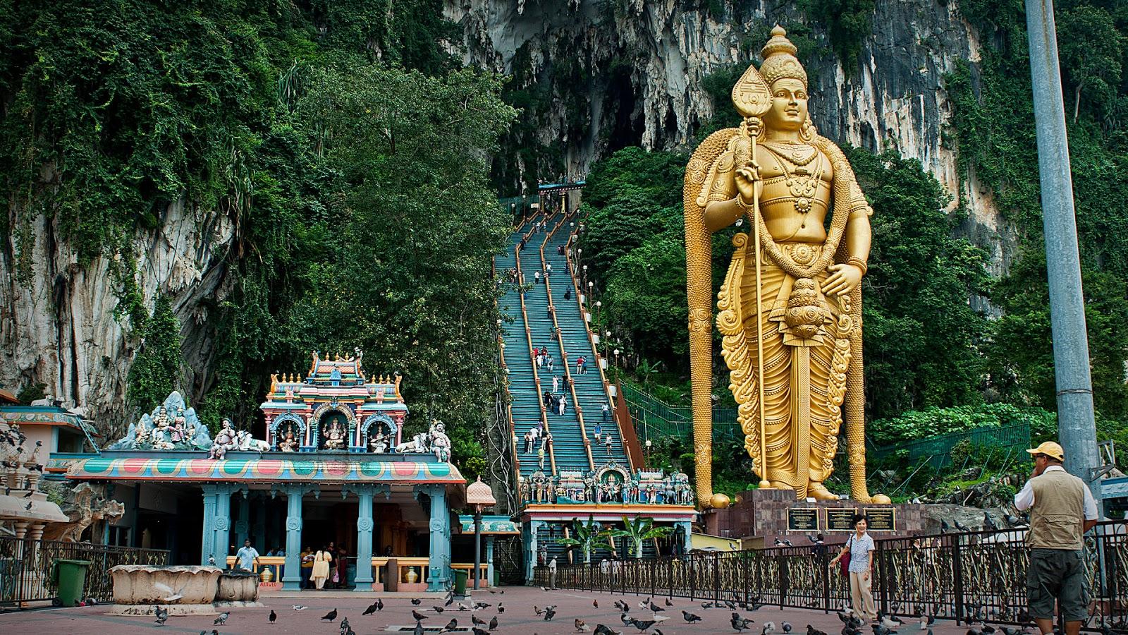 Amazing Kuching and Kuala Lumpur