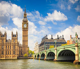 London with Paris - Fly and Stay