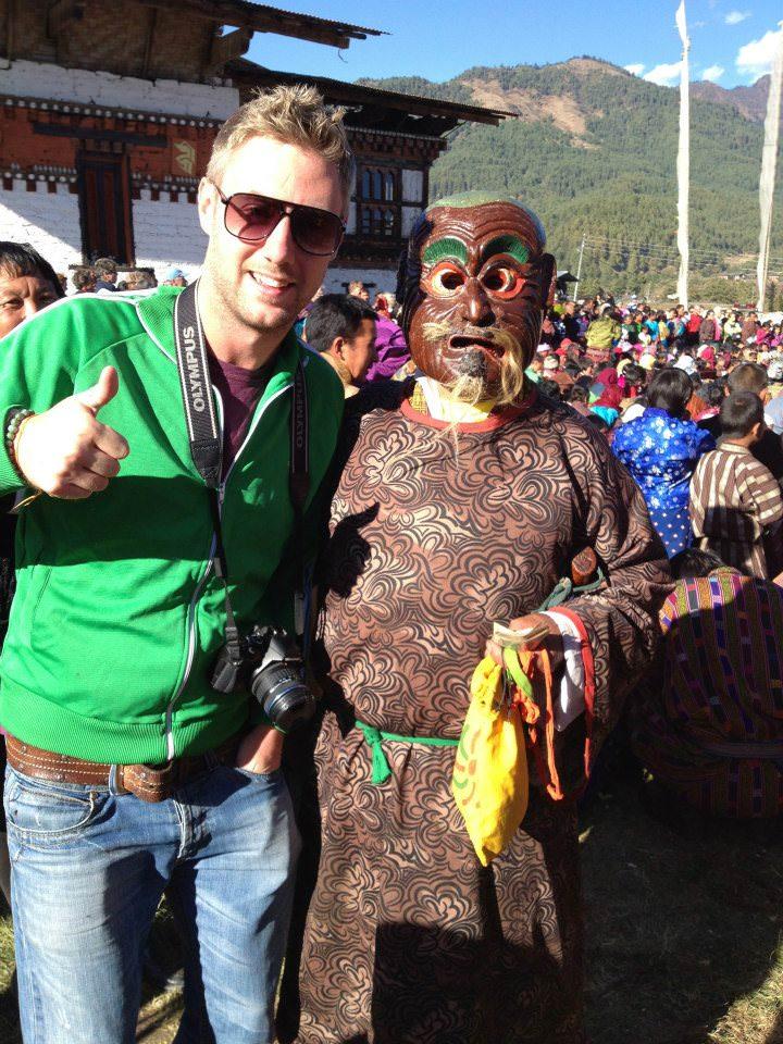 The last Shangrila Bhutan