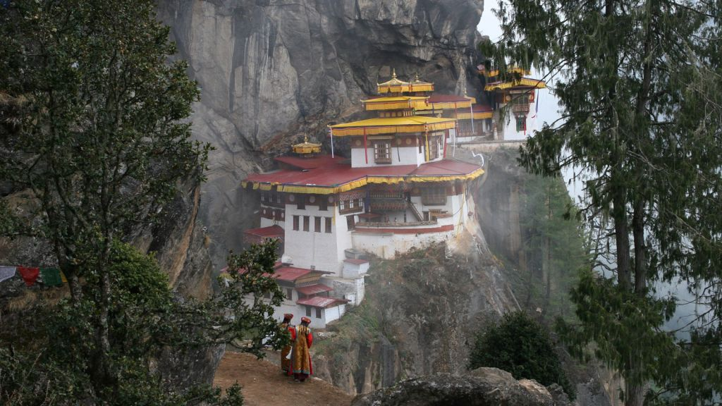 Paradise Bhutan