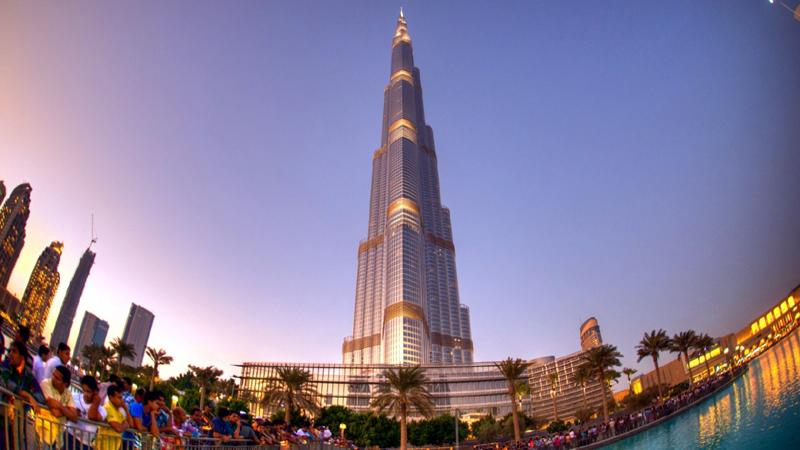 Dubai weekend package