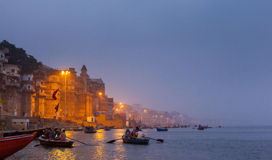 Captivating Varanasi