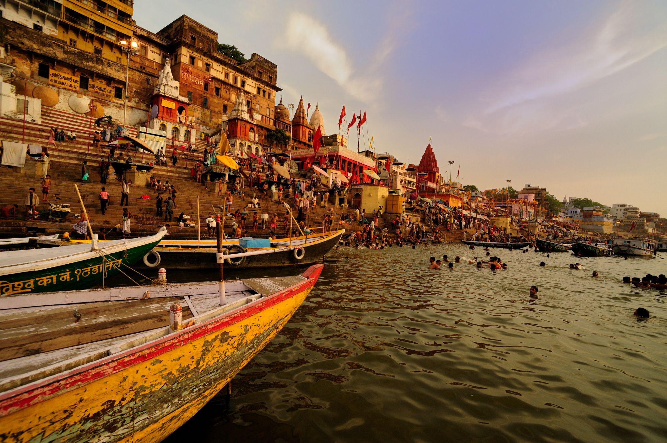 Devotional Journey to Uttar Pradesh