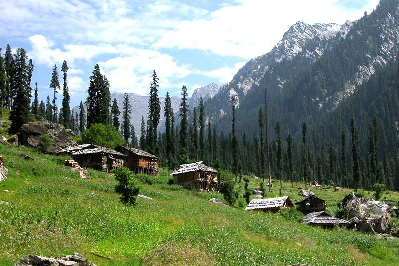 Captivating Kashmir Honeymoon Tour