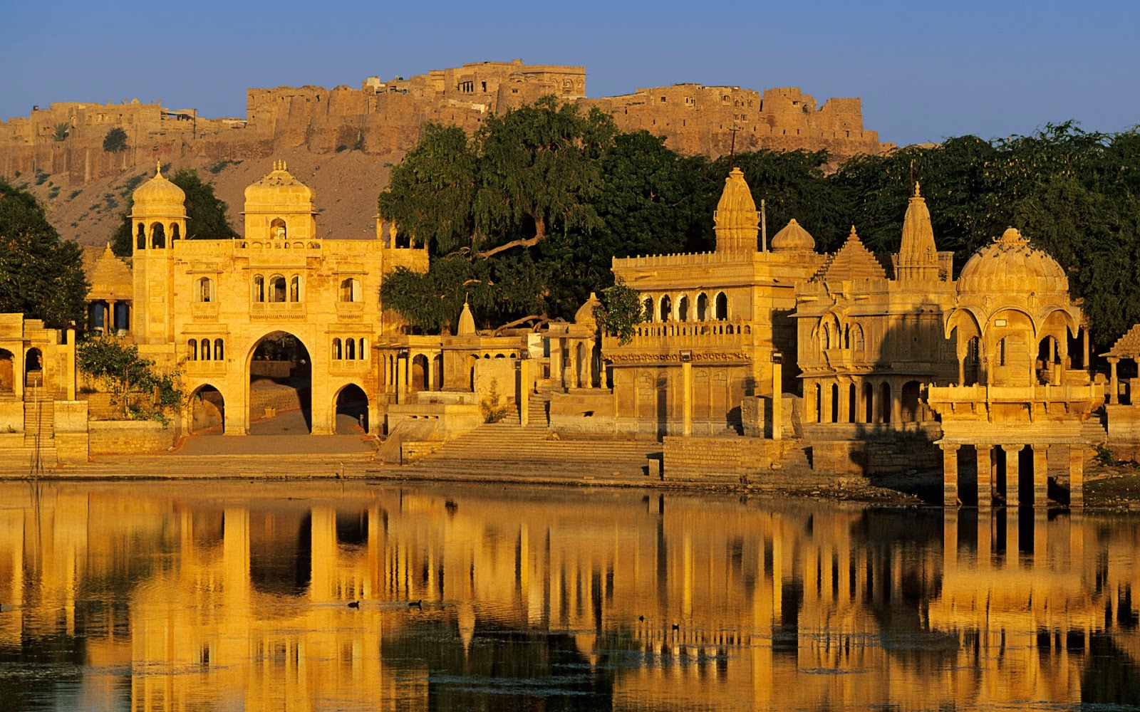 Unbounded Rajasthan