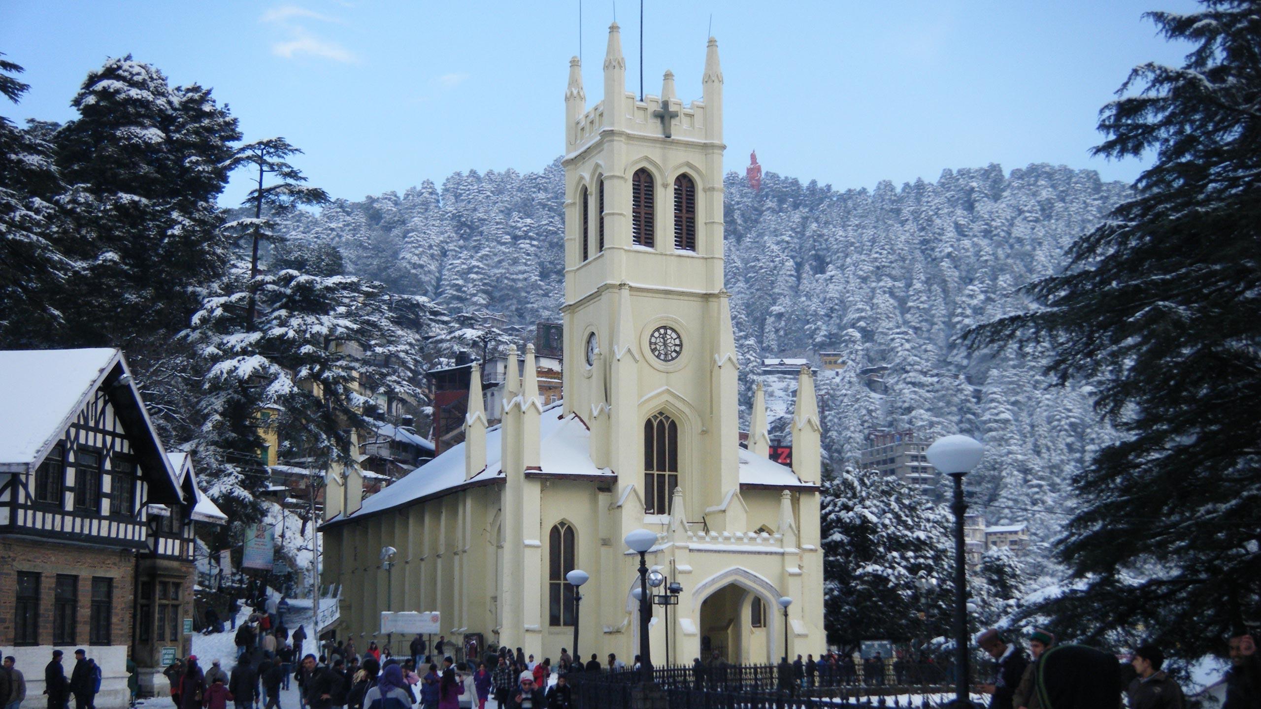 Charming Shimla
