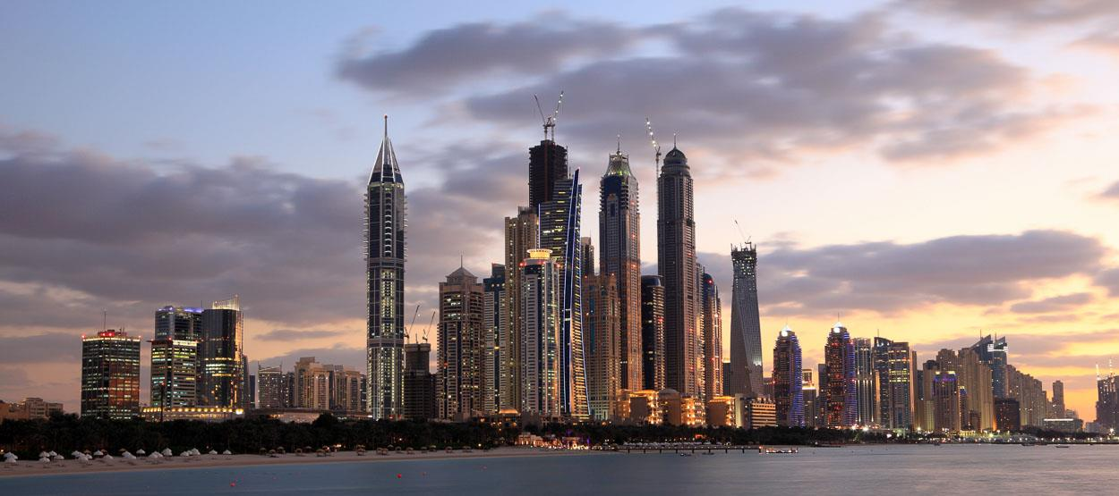 Dubai Mauritius package