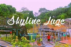 Sentosa  and Singapore