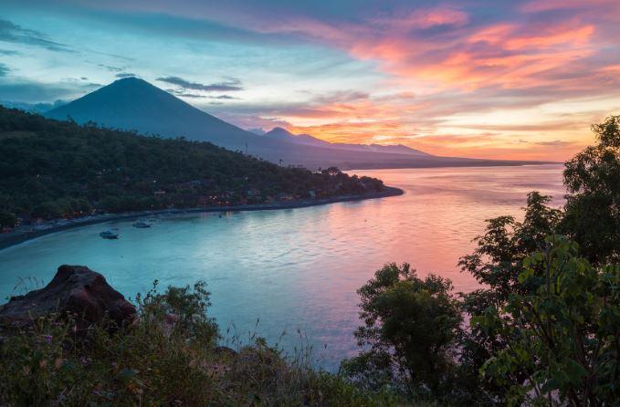 Jakarta and Bali