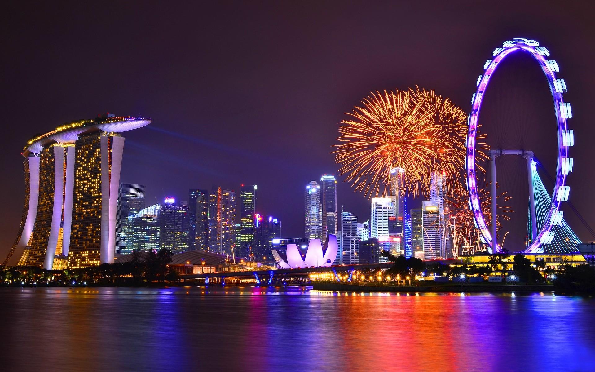 Singapore City and Sentosa