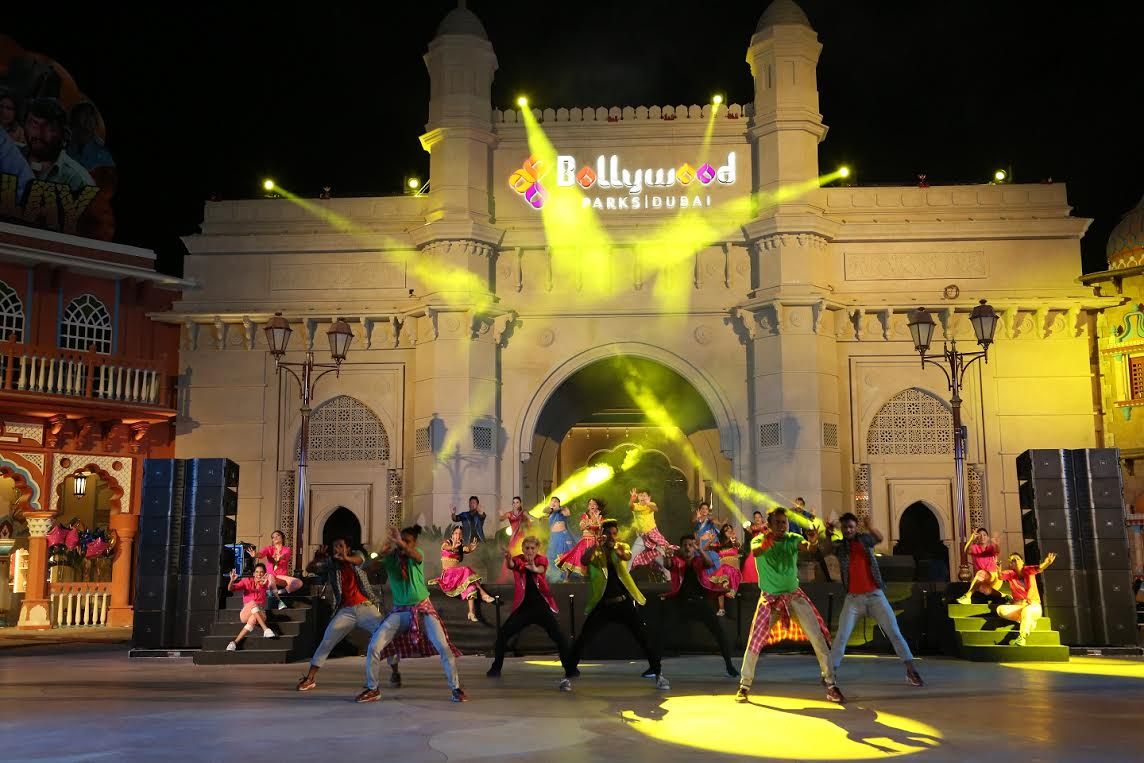 DUBAI WITH BOLLYWOOD PARK
