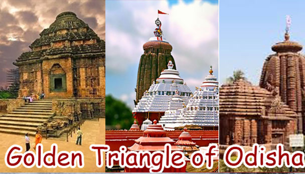 GOLDEN TRIANGLE -ORISSA