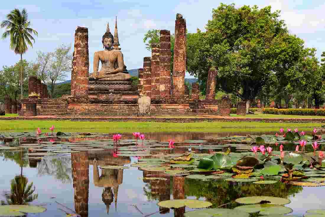 THAILAND DHAMAKA