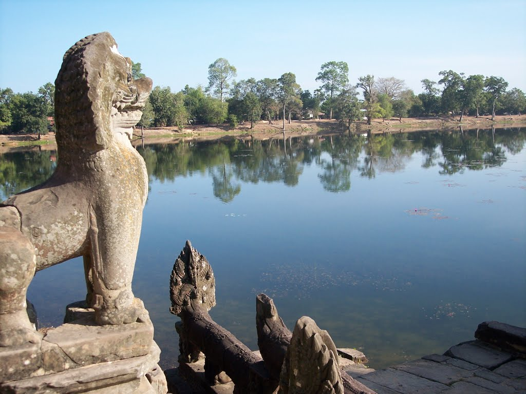 On The Trails of The Khmer