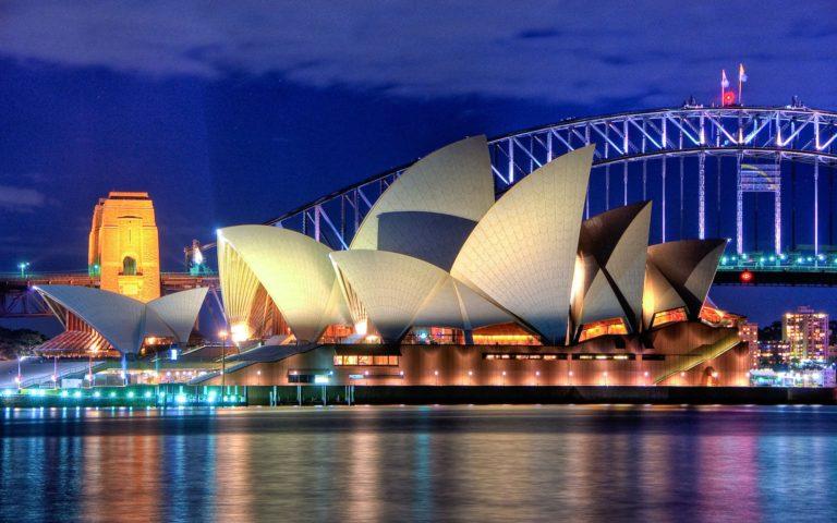 The Grand Tour of Australia