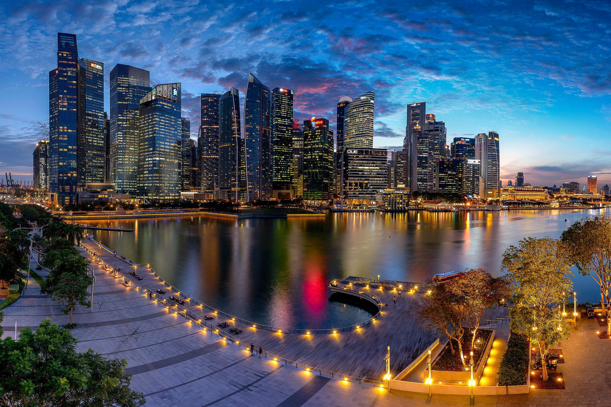 Blissful Singapore