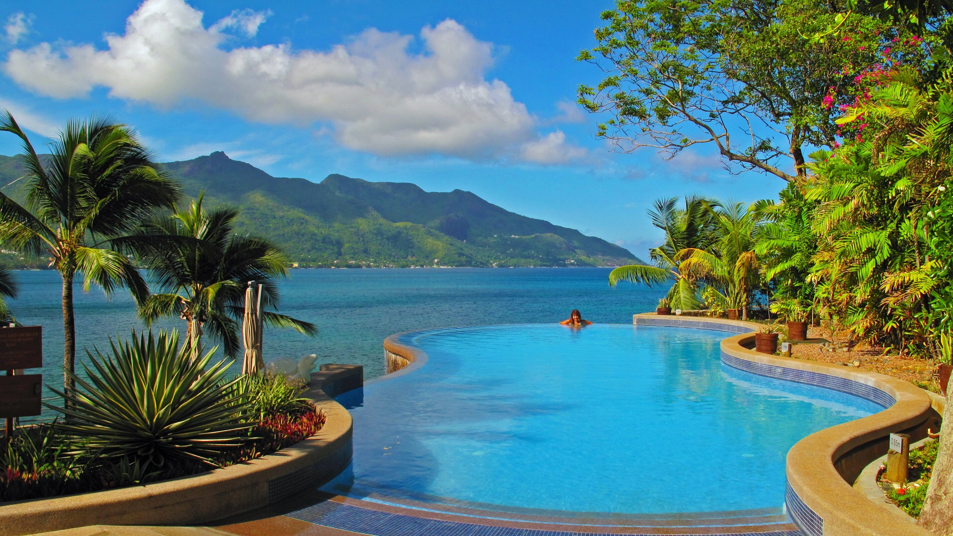 Exciting Seychelles