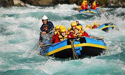 Rishikesh Camping With Rafting
