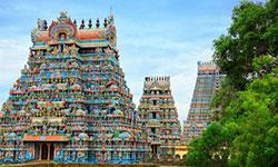 Tamil Nadu with Kanyakumari, Rameshwaram