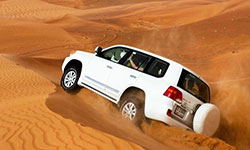 Dubai Adventurous Holiday Package
