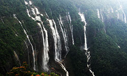 Guwahati with Shillong - Fly and Stay