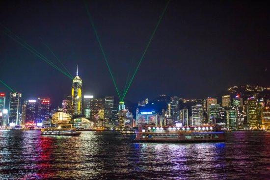 AMAZING  HONG KONG AND MACAU