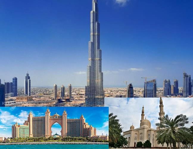 DUBAI DREAMS