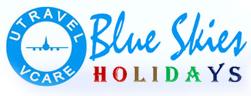 www.blueskiesholidays.com