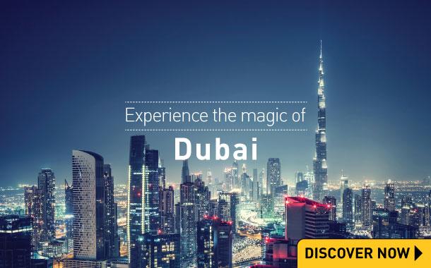 Dubai Honeymoon Special Fly-N-Stay
