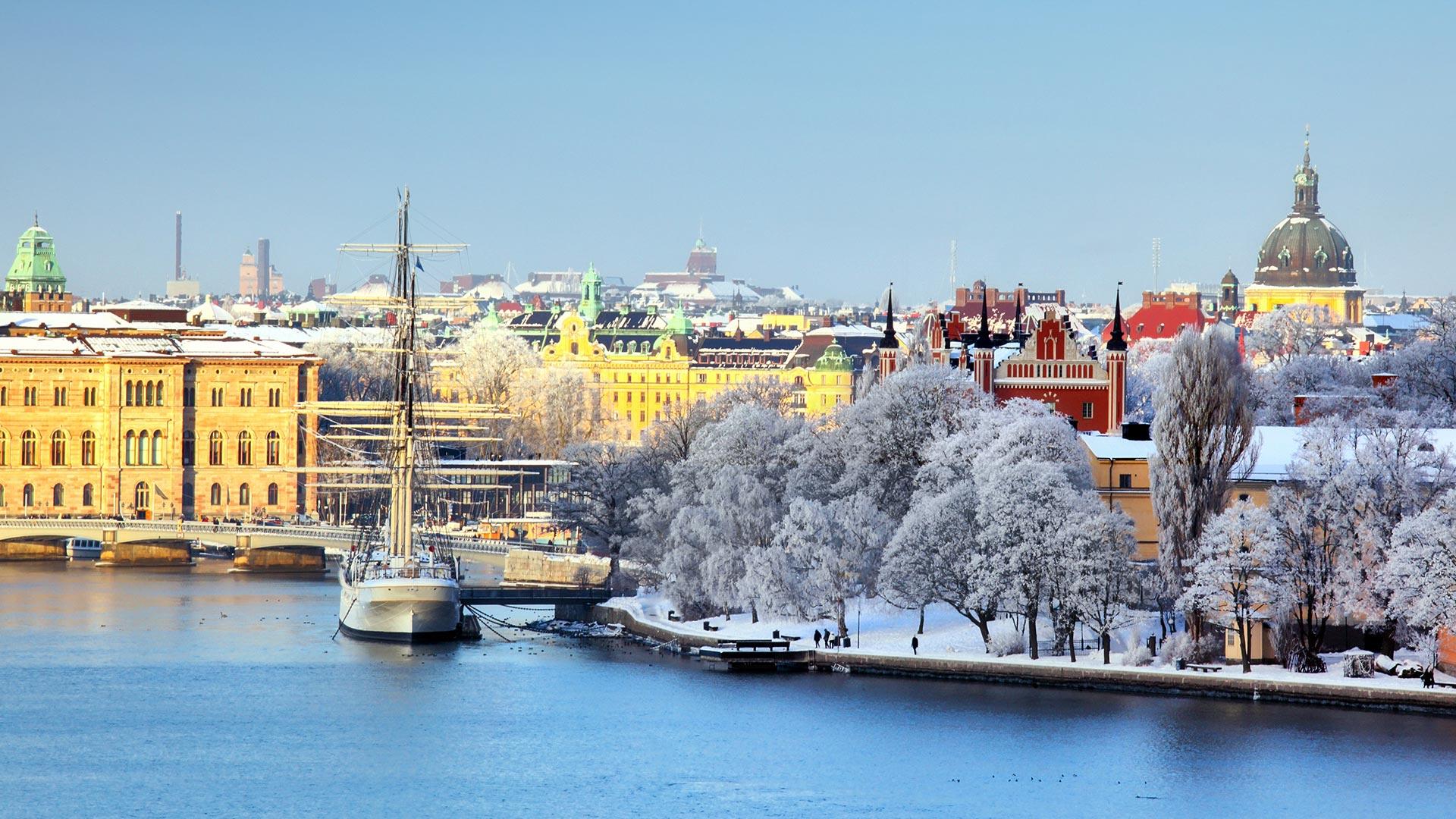 Scandinavian Exclusive  Stockholm  Oslo  Ice