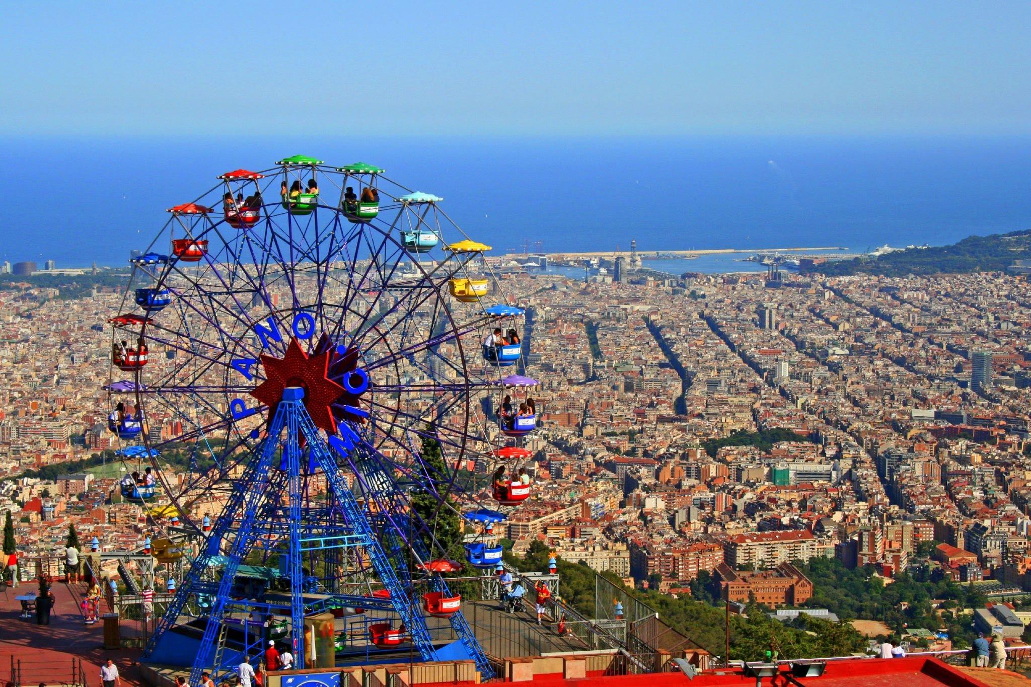 Spain Exclusive Barcelona Port Aventura Madr